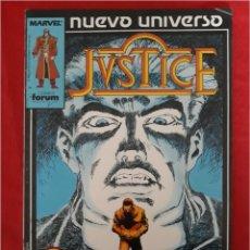 Cómics: COMICS JUSTICE N° 9. Lote 104442586