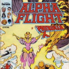 Cómics: ALPHA FLIGHT VOL.1 Nº 22 PATRULLA X - FORUM. Lote 104445635
