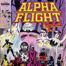 Cómics: ALPHA FLIGHT VOL.1 Nº 32 - FORUM. Lote 104445843