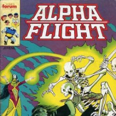 Cómics: ALPHA FLIGHT VOL.1 Nº 34 - FORUM. Lote 104445891