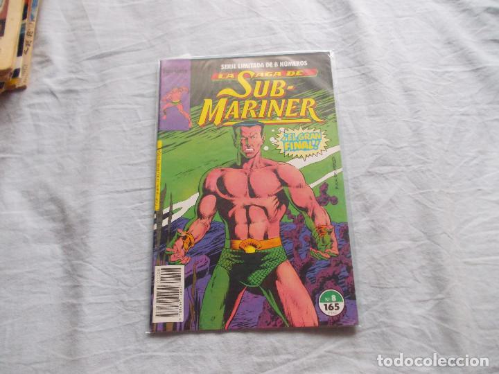 LA SAGA DEL SUB-MARINER Nº8 . FORUM (Tebeos y Comics - Forum - Otros Forum)