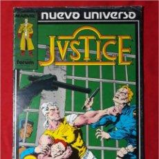 Cómics: COMICS JUSTICE N°8. Lote 104462495