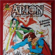 Cómics: COMICS ARION SEÑOR DE ATLANTIDA N°6. Lote 104462847