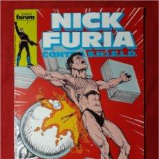 Cómics: COMICS NICK FURIA N° 8. Lote 104466314