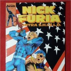 Cómics: COMICS NICK FURIA N° 9. Lote 104466667
