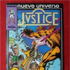 Cómics: COMICS JUSTICE N° 5. Lote 104474140