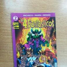 Cómics: 4 FANTASTICOS VOL 4 #2. Lote 104516867