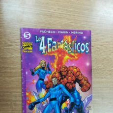 Cómics: 4 FANTASTICOS VOL 4 #5. Lote 104517295
