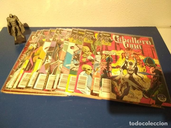 CABALLERO LUNA VOL. 1 NUMEROS DEL 1 AL 16 FORUM + DVD DAREDEVIL DE REGALO (Tebeos y Comics - Forum - Otros Forum)