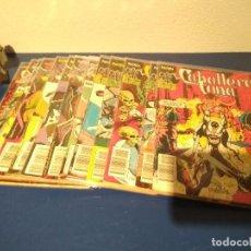Cómics: CABALLERO LUNA VOL. 1 NUMEROS DEL 1 AL 16 FORUM + DVD DAREDEVIL DE REGALO. Lote 104535015