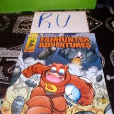 Cómics: COMIC FANHUNTER ADVENTURES 2 DE 3. Lote 104546862