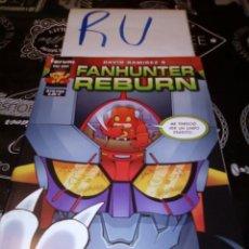 Cómics: FORUM FANHUNTER REBURN DAVID RAMIREZ. Lote 104548256