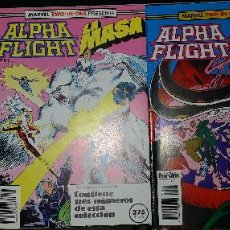 Cómics - Alpha Flight (Forum) / Números sueltos - 104648139