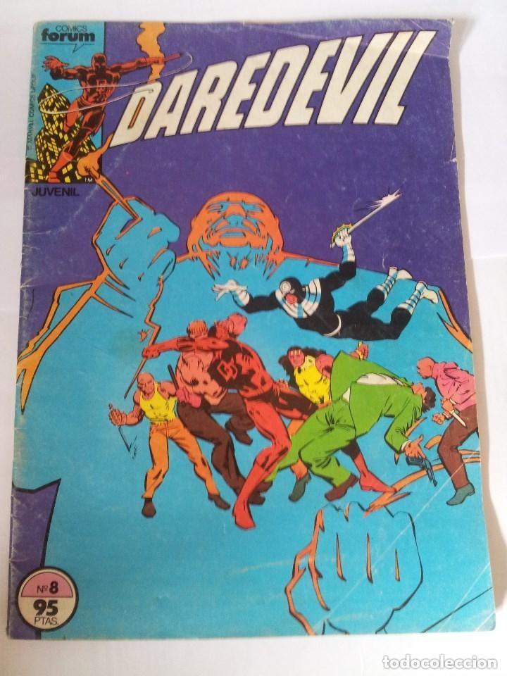DAREDEVIL VOLUMEN 1 NUMERO 8 FORUM. FRANK MILLER. (Tebeos y Comics - Forum - Daredevil)