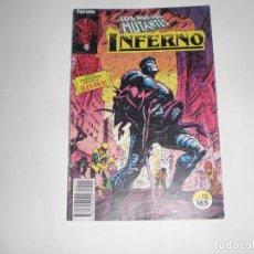Fumetti: INFERNO Nª12 LOS NUEVOS MUTANTES. Lote 104698367