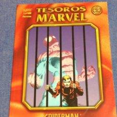 Cómics: TESOROS MARVEL SPIDERMAN LOS AÑOS PERDIDOS / 2 NUMERO 4 FORUM Y PLANETA AGOSTINI. Lote 104698831