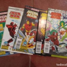 Cómics: IRON MAN 1 AL 58 COMPLETA FORUM VOLUMEN 1	. Lote 104728155