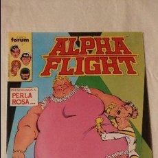 Cómics - ALPHA FLIGHT Nº 17 COMICS FORUM ESTADO BUENO - 104738423