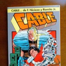 Cómics: COMIC MARVEL. CABLE SANGRE Y METAL - COLECCION ONE / SHOT N°3 - X-MEN 1992. Lote 104959316
