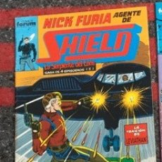 Cómics: NICK FURIA AGENTE DE SHIELD VOL 1 Nº 7. Lote 40834943