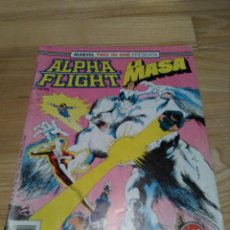 Cómics: COMIC ALPHA FLIGHT + HULK LA MASA Nº 40 FORUM PLANETA. Lote 105043123
