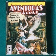 Cómics: AVENTURAS BIZARRAS RETAPADO NÚMEROS 4 5 Y 6 DISTRIBUCIÓN R.B.A. EDICIONES FORUM. Lote 105079151