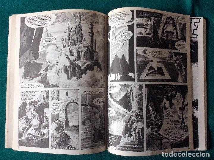 Cómics: AVENTURAS BIZARRAS RETAPADO NÚMEROS 4 5 Y 6 DISTRIBUCIÓN R.B.A. EDICIONES FORUM - Foto 2 - 105079151