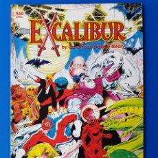 Cómics: EXCALIBUR (ESPADA EN ALTO) N°1 - COLECCIÓN PRESTIGIO - FORUM - 1989. Lote 105088148