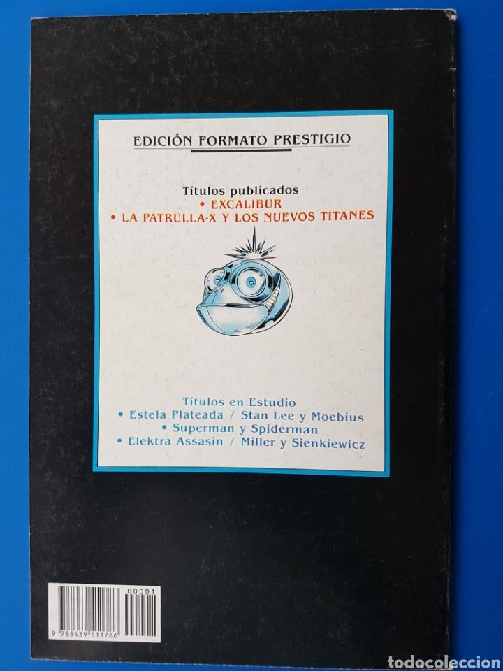 Cómics: EXCALIBUR (ESPADA EN ALTO) N°1 - COLECCIÓN PRESTIGIO - FORUM - 1989 - Foto 3 - 105088148