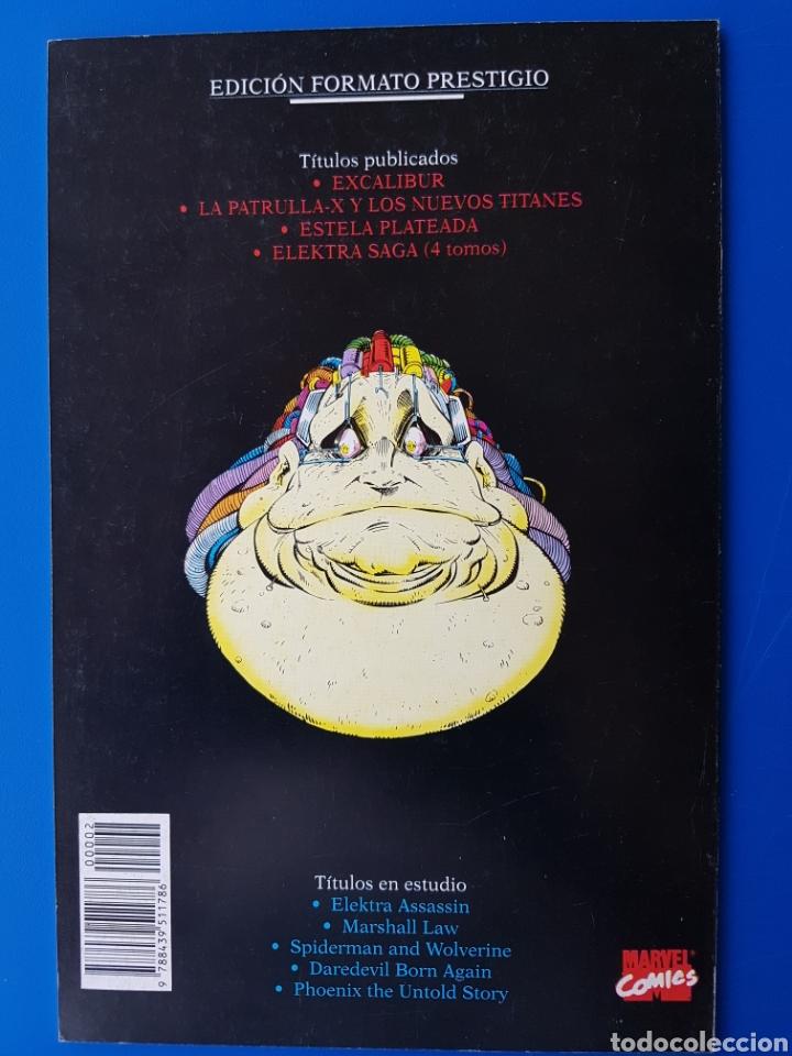 Cómics: EXCALIBUR II (MOJO MAYHEM/DESASTRE) N°8 - COLECCIÓN PRESTIGIO - FORUM - 1990 - Foto 2 - 105088527