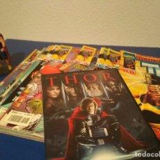 Cómics: LOTE COMIC THOR VOL.3 + DVD THOR 1-3, 6-7, 9-10, 12-13. Lote 105116671