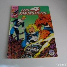 Cómics: COMICS - LOS 4 FANTASTICOS Nº 39- EL DE LAS FOTOS - VER TODOS MIS LOTES DE TEBEOS. Lote 105156523