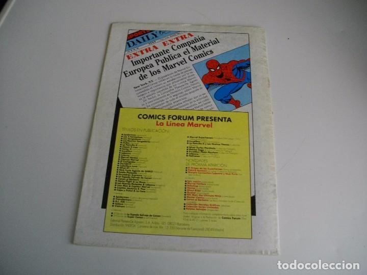 Cómics: COMICS - LOS NUEVOS VENGADORES Nº 46- EL DE LAS FOTOS - VER TODOS MIS LOTES DE TEBEOS - Foto 4 - 105158187