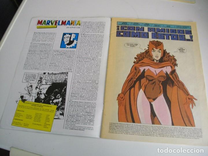 Cómics: COMICS - LOS NUEVOS VENGADORES Nº 47- EL DE LAS FOTOS - VER TODOS MIS LOTES DE TEBEOS - Foto 2 - 105158355