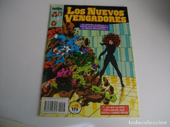 COMICS - LOS NUEVOS VENGADORES Nº 48- EL DE LAS FOTOS - VER TODOS MIS LOTES DE TEBEOS (Tebeos y Comics - Forum - Vengadores)