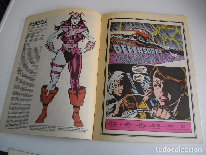 Cómics: COMICS - LOS NUEVOS VENGADORES Nº 48- EL DE LAS FOTOS - VER TODOS MIS LOTES DE TEBEOS - Foto 3 - 105158519