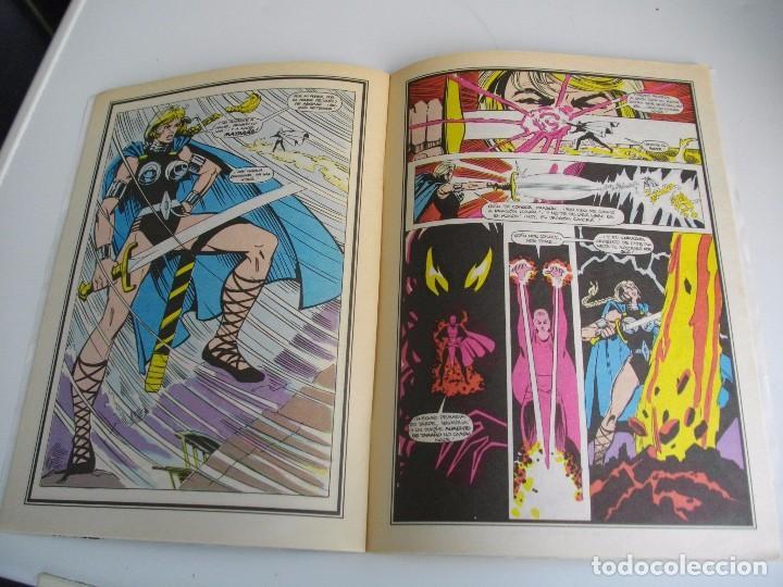 Cómics: COMICS - LOS NUEVOS VENGADORES Nº 49 - EL DE LAS FOTOS - VER TODOS MIS LOTES DE TEBEOS - Foto 3 - 105158663
