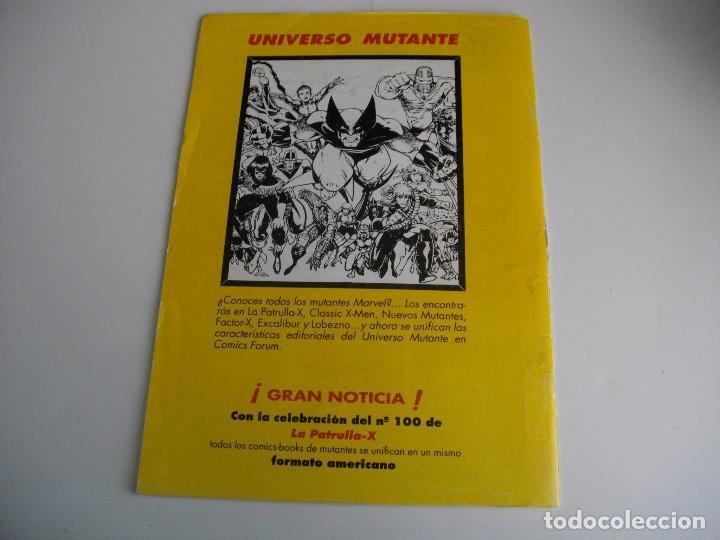 Cómics: COMICS - LOS NUEVOS VENGADORES Nº 49 - EL DE LAS FOTOS - VER TODOS MIS LOTES DE TEBEOS - Foto 4 - 105158663