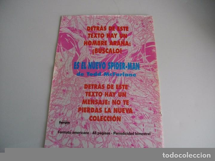 Cómics: COMICS - LOS NUEVOS VENGADORES Nº 50 - EL DE LAS FOTOS - VER TODOS MIS LOTES DE TEBEOS - Foto 4 - 105158799