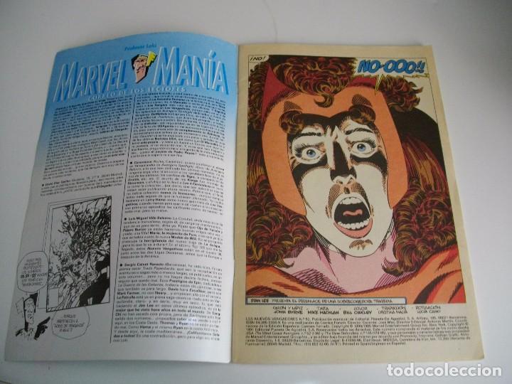 Cómics: COMICS - LOS NUEVOS VENGADORES Nº 52 - EL DE LAS FOTOS - VER TODOS MIS LOTES DE TEBEOS - Foto 2 - 105159079