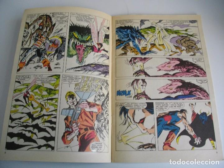 Cómics: COMICS - LOS NUEVOS VENGADORES Nº 52 - EL DE LAS FOTOS - VER TODOS MIS LOTES DE TEBEOS - Foto 3 - 105159079