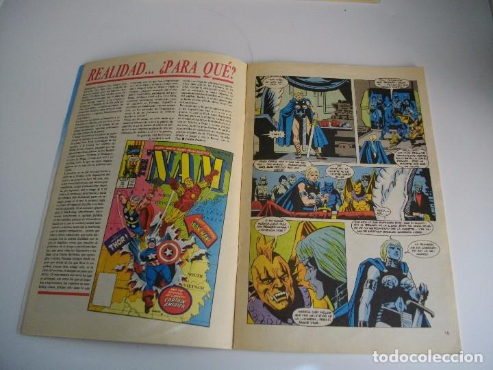 Cómics: COMICS - LOS NUEVOS VENGADORES Nº 53 - EL DE LAS FOTOS - VER TODOS MIS LOTES DE TEBEOS - Foto 3 - 105159207