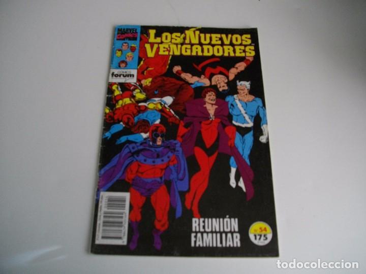 COMICS - LOS NUEVOS VENGADORES Nº 54 - EL DE LAS FOTOS - VER TODOS MIS LOTES DE TEBEOS (Tebeos y Comics - Forum - Vengadores)