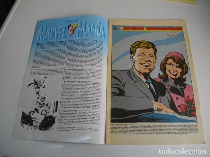 Cómics: COMICS - LOS NUEVOS VENGADORES Nº 57 - EL DE LAS FOTOS - VER TODOS MIS LOTES DE TEBEOS - Foto 2 - 105159427