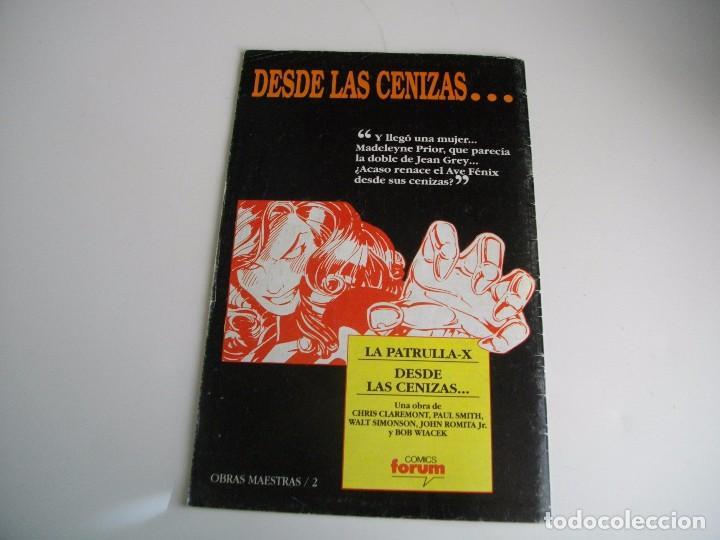 Cómics: COMICS - LOS NUEVOS VENGADORES Nº 57 - EL DE LAS FOTOS - VER TODOS MIS LOTES DE TEBEOS - Foto 4 - 105159427