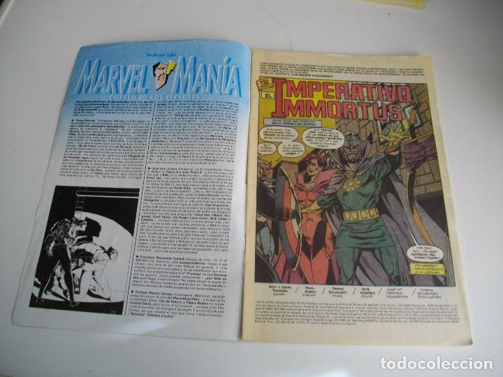 Cómics: COMICS - LOS NUEVOS VENGADORES Nº 58 - EL DE LAS FOTOS - VER TODOS MIS LOTES DE TEBEOS - Foto 2 - 105159555