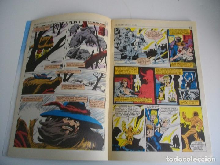 Cómics: COMICS - LOS NUEVOS VENGADORES Nº 58 - EL DE LAS FOTOS - VER TODOS MIS LOTES DE TEBEOS - Foto 3 - 105159555