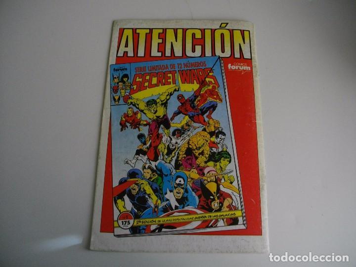 Cómics: COMICS - LOS NUEVOS VENGADORES Nº 58 - EL DE LAS FOTOS - VER TODOS MIS LOTES DE TEBEOS - Foto 4 - 105159555