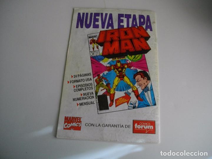 Cómics: COMICS - LOS NUEVOS VENGADORES Nº 59 - EL DE LAS FOTOS - VER TODOS MIS LOTES DE TEBEOS - Foto 4 - 105159687