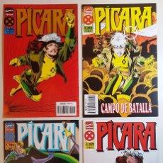 Cómics: X-MEN - PICARA - SERIE LIMITADA Nº 1,2,3,4 - COMPLETA. Lote 105386599